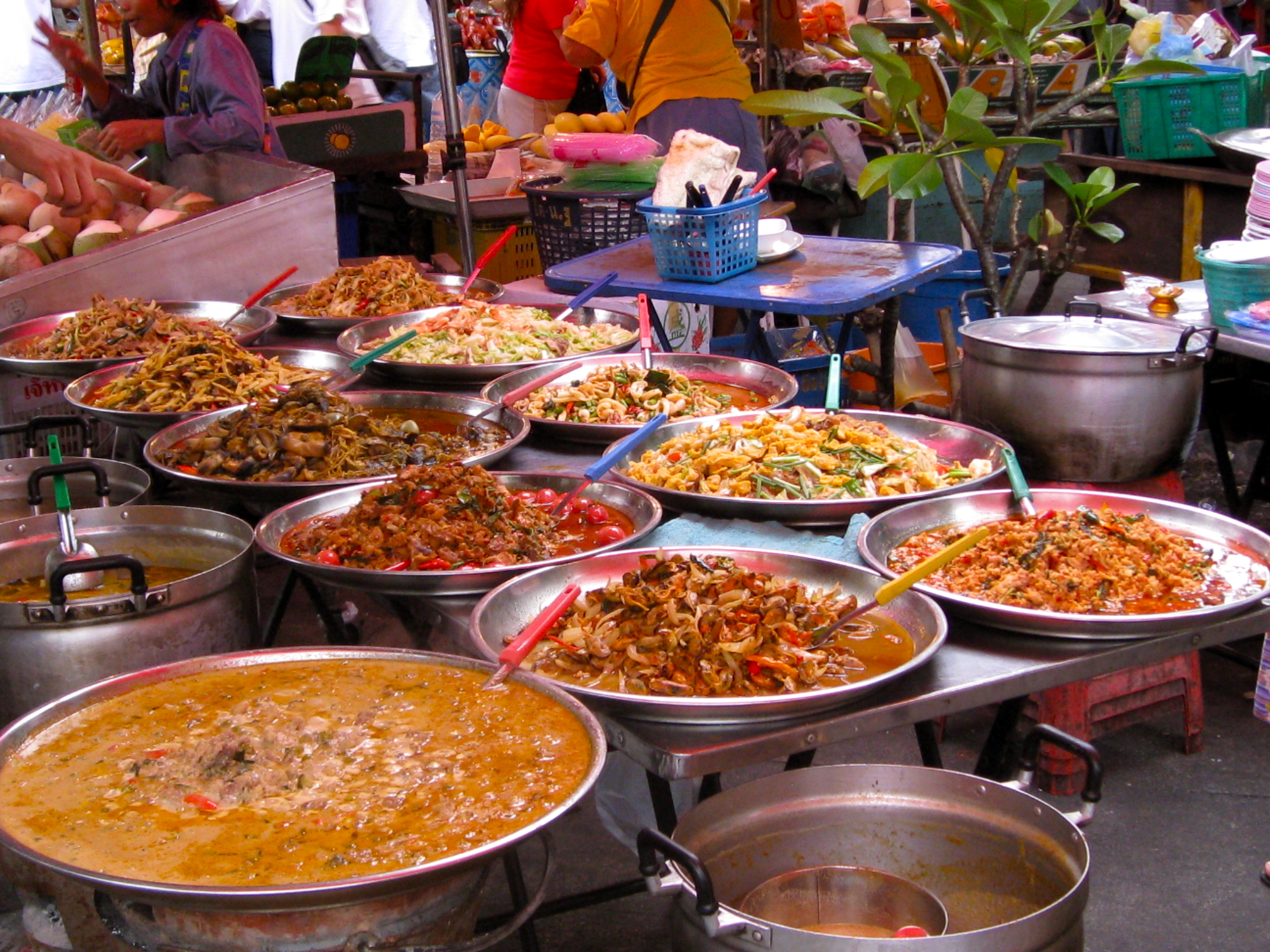 Indian Food In Pattaya Thailand
