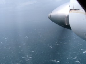 image-small-plane-over-stormy-seas-from-stewart-island