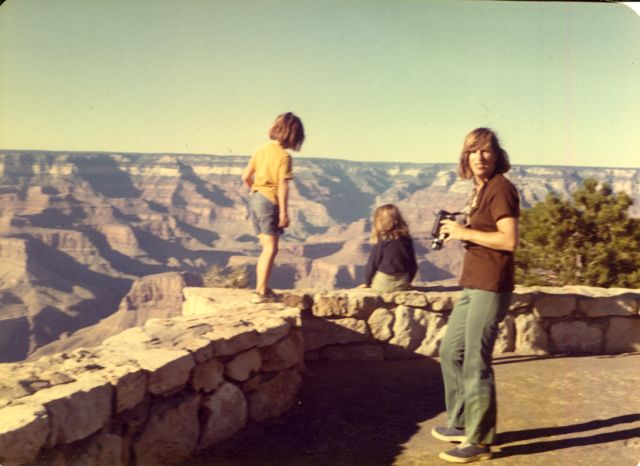 image-vintage-travel-shot-grand-canyon-arizona
