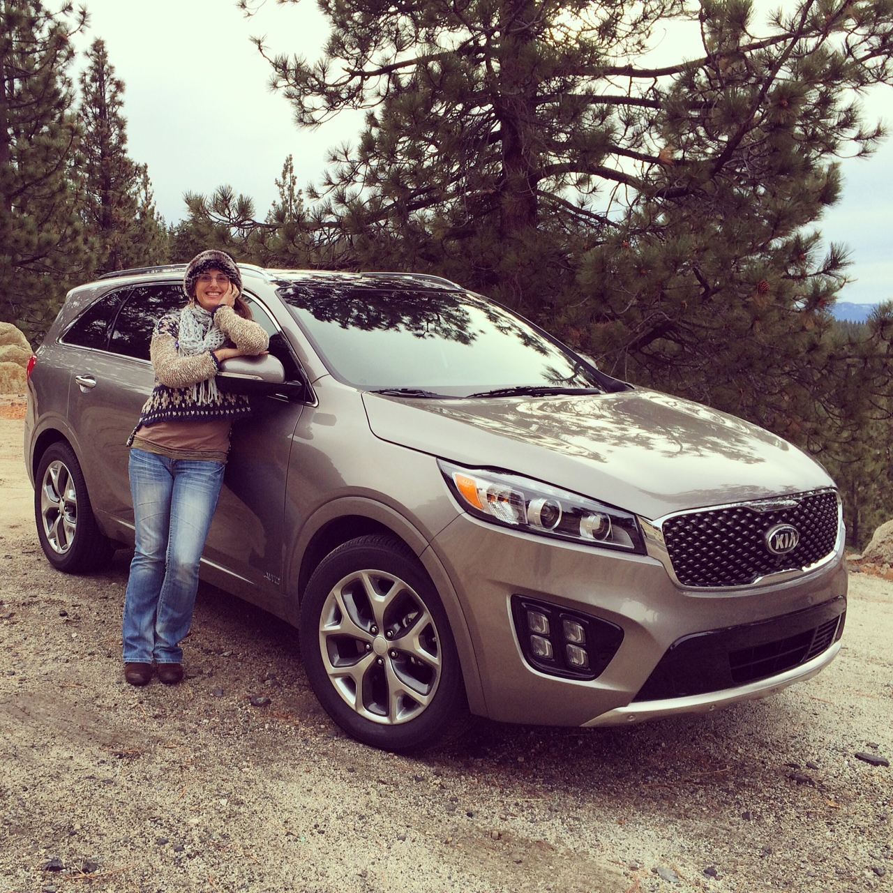 Post image for Taking the Lake Tahoe Curves in the New 2016 Kia Sorento